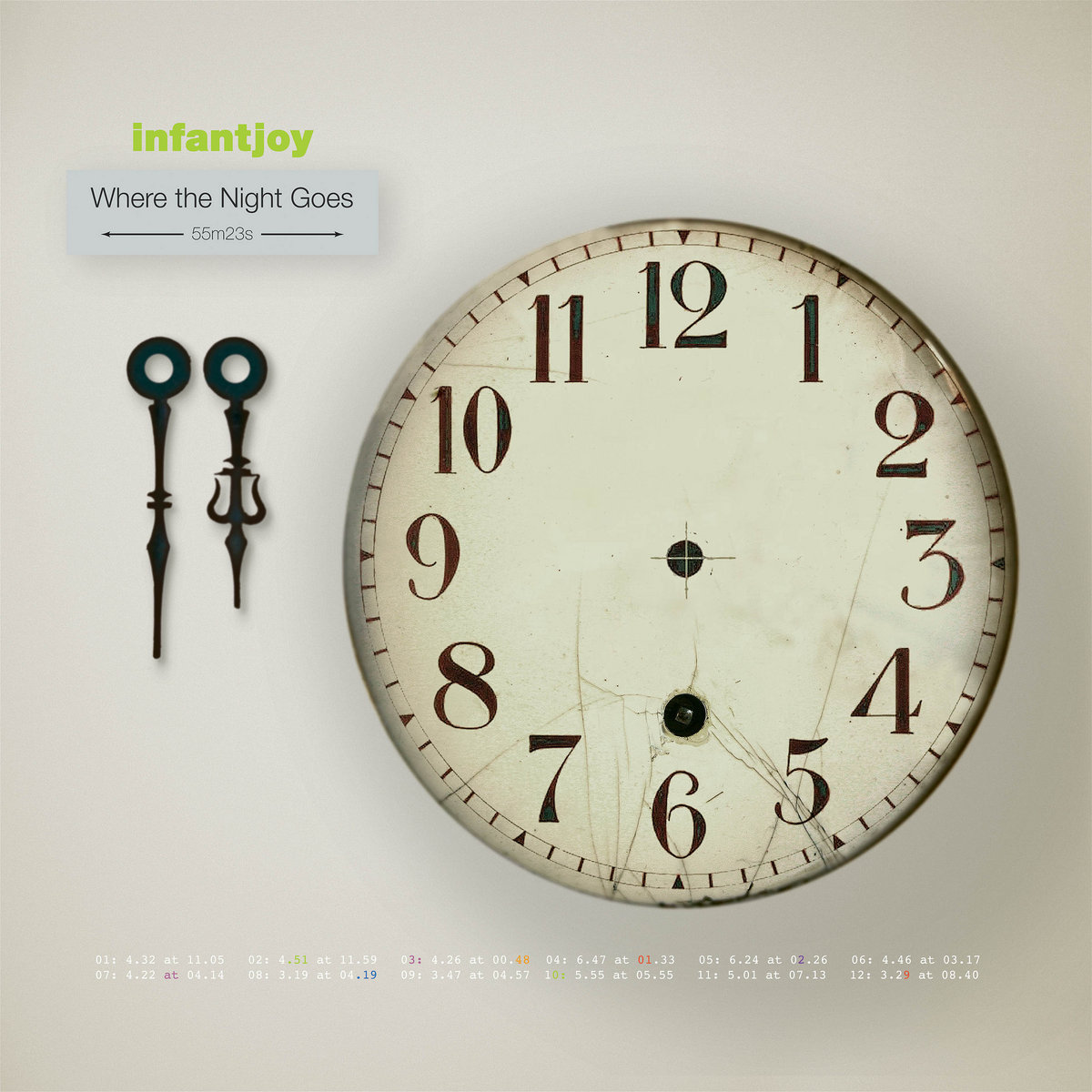 Where The Night Goes - Infantjoy